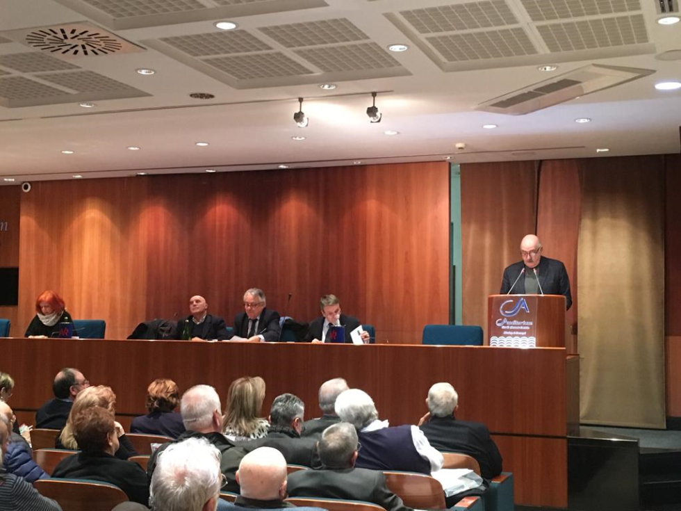 Relazione Gigi Bonfanti, Consiglio Generale 18-19 dicembre 2018
